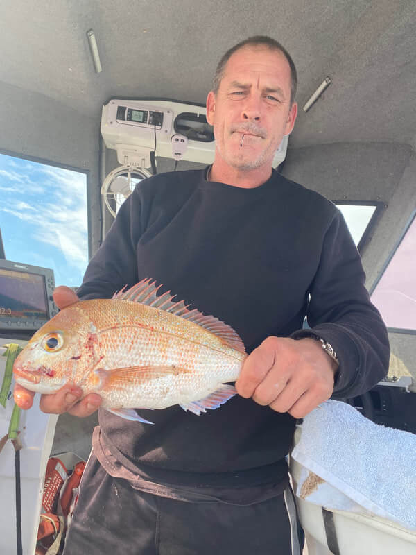 , Catch history, Arrow's Fishing Chartes