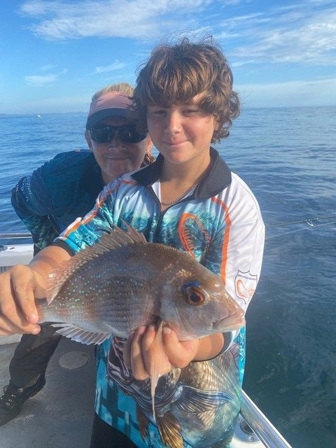 , Catch history, Arrows Fishing Charter
